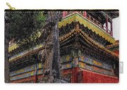 Sacred Millennium Tree Trunk Carry-all Pouch