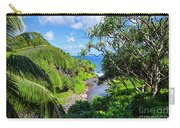 Sacred Pools Ohe'o Carry-all Pouch