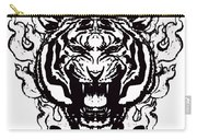 Sacred Tiger Carry-all Pouch