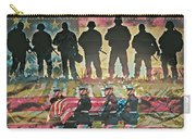 Sacrifice For Freedom Carry-all Pouch