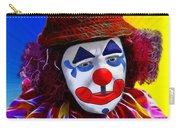 Sad Clown Carry-all Pouch