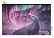 Sad Lonely Seal Carry-all Pouch