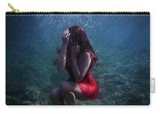 Sad Mermaid Carry-all Pouch