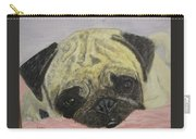 Snugly  Pug Carry-all Pouch
