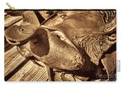 Saddle Of Broken Dreams  Carry-all Pouch