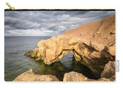 Saddle Rocks At High Tide Carry-all Pouch