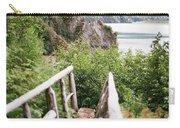 Saddle Trail Bridge Carry-all Pouch