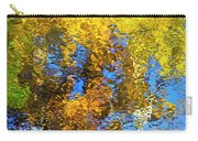 Safari Mosaic Abstract Art Carry-all Pouch