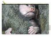 Safe In Mother's Arms Carry-all Pouch