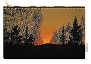 Saffron Sunset Carry-all Pouch