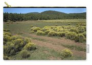 Sage In Bloom - Flagstaff Carry-all Pouch