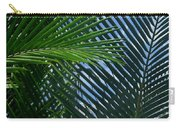 Sago Palm Fronds Carry-all Pouch