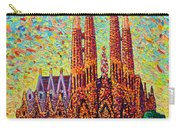 Sagrada Familia Barcelona Spain Carry-all Pouch