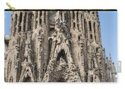 Sagrada Familia - Gaudi Designed - Barcelona Spain Carry-all Pouch