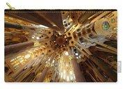 Sagrada Familia In Barcelona Carry-all Pouch