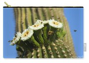 Saguaro Cactus Flower 8 Carry-all Pouch