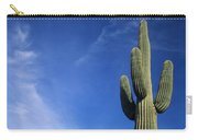 Saguaro Cactus H Carry-all Pouch