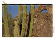 Saguaro Cactus Near Arch Carry-all Pouch