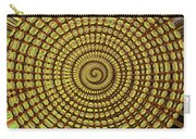 Saguaro Cactus Top Abstract #4 Carry-all Pouch