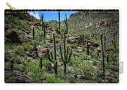 Saguaro Hillside Carry-all Pouch