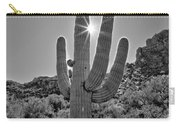 Saguaro In The Sun Carry-all Pouch