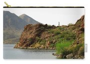 Saguaro Lake Shore Carry-all Pouch