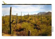 Saguaro National Park Carry-all Pouch