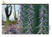 Saguaro National Park Portrait Carry-all Pouch