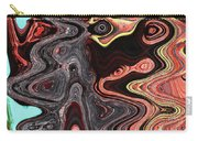 Saguaro Sore Abstract Carry-all Pouch