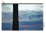 Saguaro Sunset Portrait Carry-all Pouch
