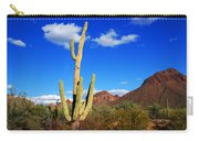 Saguaro Tree Carry-all Pouch