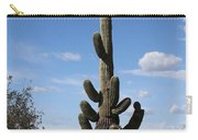 Saguaro With Extra Legs Carry-all Pouch