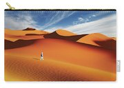 Sahara Desert, Algeria Carry-all Pouch