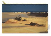 Sahara Desert Near Tozeur Tunisia Carry-all Pouch