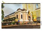 Saigon's Opera House Vietnam Carry-all Pouch