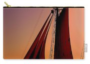 Sail At Sunset Carry-all Pouch