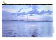 Sail Away Devils Island Carry-all Pouch