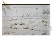 Sail Boat And Sea Oat 1 Carry-all Pouch