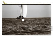 Sail Boat Coming Ashore 2 Carry-all Pouch