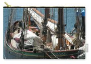 Sail Boat Carry-all Pouch