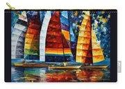 Sail Regatta Carry-all Pouch