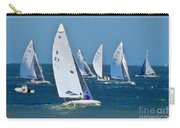 Sailboat Championship Racing 2 Carry-all Pouch