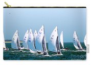 Sailboat Championship Regatta Carry-all Pouch