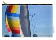 Sailboat In Seattle Carry-all Pouch
