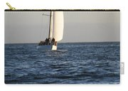 Sailboat Coming Ashore 1 Carry-all Pouch