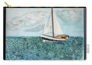 Sailboat Daydream Carry-all Pouch