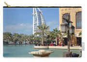 Sailboat Hotel IIi Carry-all Pouch by Corinne Rhode