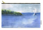 Sailboat In Still Waters Carry-all Pouch