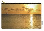 Sailboat On The Horizon 3 Carry-all Pouch