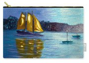 Sailboat-  Sailing- Come Sail Away Carry-all Pouch